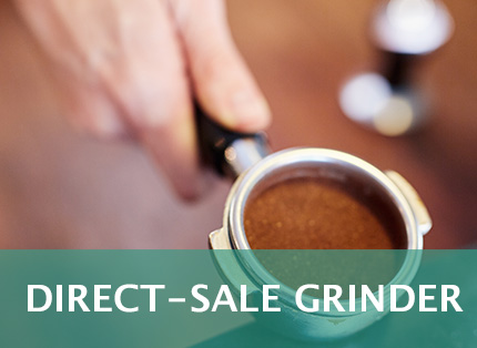 Direct sale coffee grinder modo